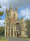 Photo of the Church of St Mary the Virgin, Canons Ashby
