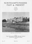 Cover of NP & P showing an image of Deene Park, Northamptonshire
