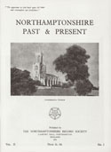 Cover of NP & P showing Fotheringay Church