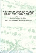 image of the cover of A Georgian Country Parson.