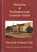 Cover of book Memories of Wellingborough Grammar School